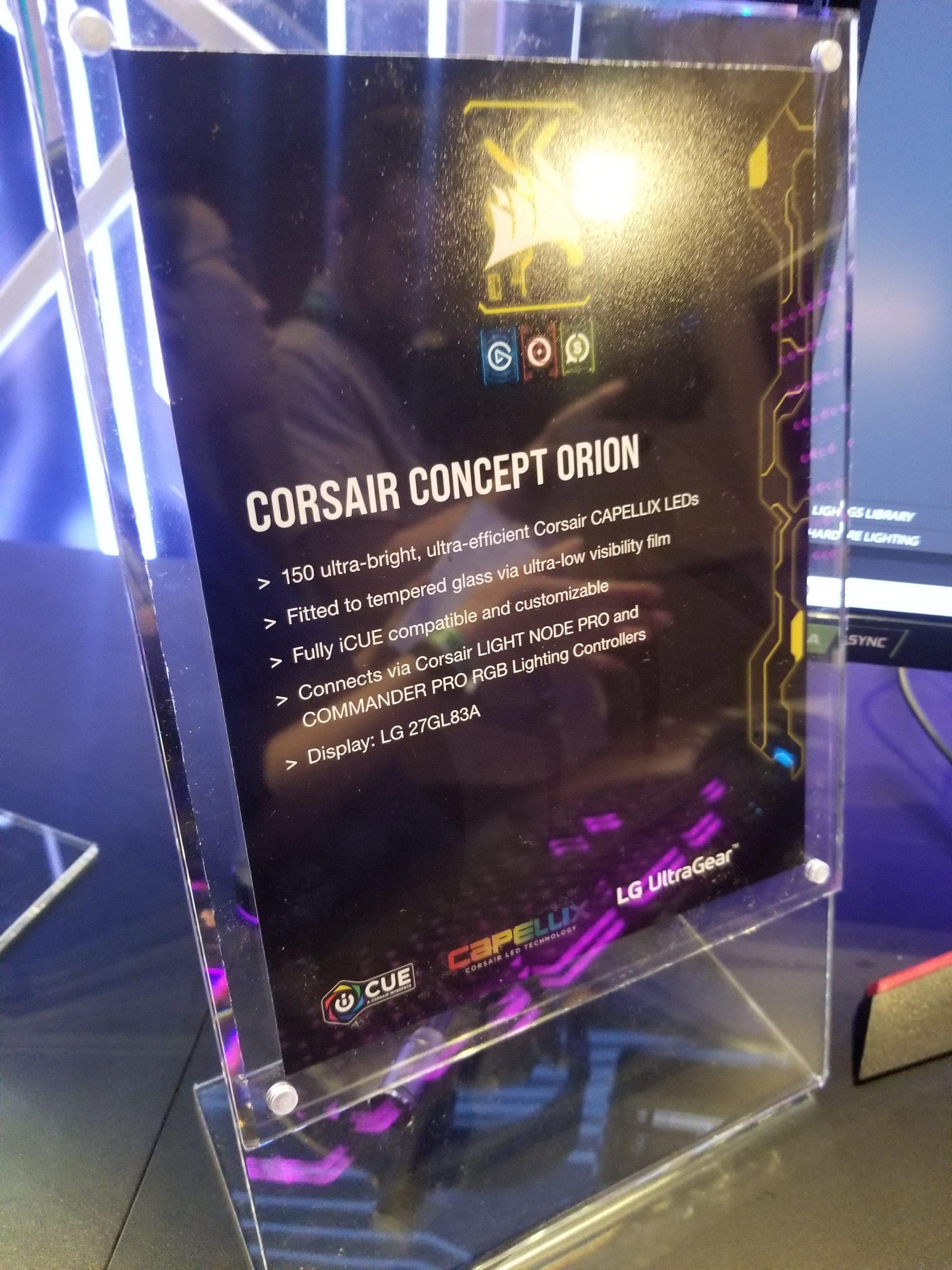 Corsair Concept Orion